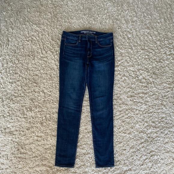 American eagle 360 super stretch jeans